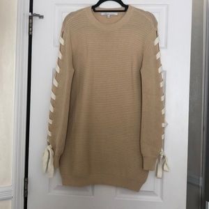Comfy Sweater dress lovers and friends never worn